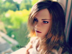 Raphael (♥ Lily Queens ♥) Tags: raphael kmiro ooak repaint volks obitsu custom doll