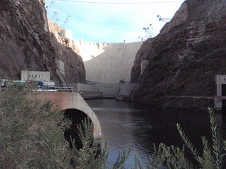 Put-in at hoover dam