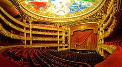 Opéra Garnier, Paris (nabilishes [on and off]) Tags: france frankreich paris operagarnier opéranationaldeparis palaisgarnier loperadegarnier parisopera charlesgarnier operadeparis opéra operahuset opernsaal panorama interior nabilishes nabilza