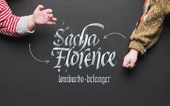 Sacha + Florence.
