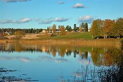 Nordbytjernet fra vestsiden (MortenHpictures) Tags: elements romerike ullensaker nordbytjernet