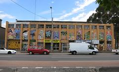 Fitzroy Mural (wiredforlego) Tags: streetart graffiti mural au australia melbourne mel urbanart