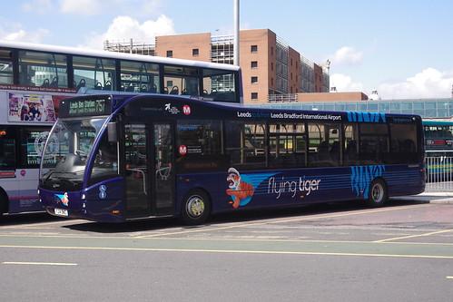 795-YJ14 BWZ. Yorkshire Tiger