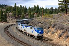 Worth the wait.. (SemmyTrailer) Tags: california trains amtrak zephyr railroads