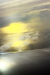 Come fly with me (madeleine fitzsimons selen) Tags: travel sky abstract clouds airplane flying