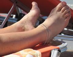 Sexy female toes (dani897) Tags: feet toes sexytoes sexyfeet femalefeet femaletoes