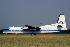 551 F227 OO-DTA DAT col SN ttls  AMS 08-1979 (Avia-Photo) Tags: amsterdam plane airplane airport pentax aircraft aviation aeroplane airline dat airlines flugzeug schiphol fairchild ams spotting airliner avion airliners sabena eham planespotting aviacion luftfahrt fh227 deltaairtransport