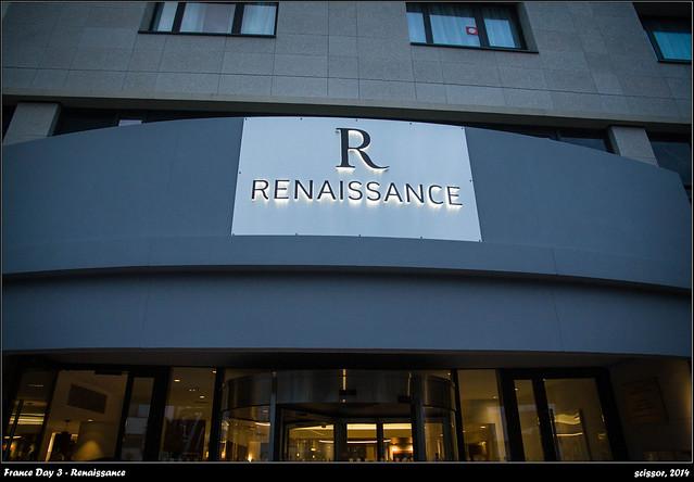 France Day 3 - Renaissance