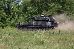 IMG_1537ed (Osprey Images, Kingston aka Jean-Guy Pitre) Tags: ontario museum tank sabre oshawa regimental cvrt tankday sabrecvrt ontarioregimentaltankmuseum
