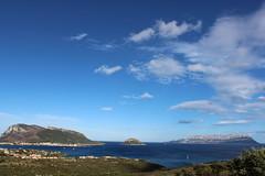 Sardinian landscape near Golfo Aranci