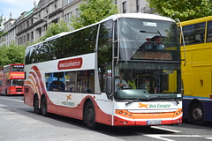 Bus Eireann LD211 08-D-66098 (Will Swain) Tags: street city travel ireland dublin bus buses june south centre main capital transport southern seen oconnell 22nd 2014 eireann ld211 08d66098