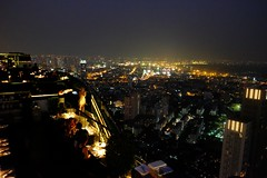 Rooftop in Bangkok (Alain Dutertre) Tags: city rooftop night bangkok