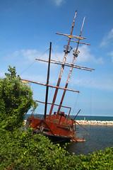 Le Process 2013 (michael bottoms-apologies to everyone...) Tags: summer sun sunlight ontario canada water canon eos boat ship jordan shipwreck 50d leprocess
