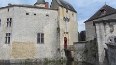 20140621-06 La Brède » Le château (XII-XV), demeure de Montesquieu (1689-1755) (bergeje) Tags: labrède