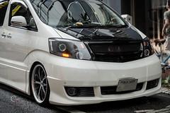 Toyota Alphard (Celestine Photography) Tags: cars japan photography tokyo vip toyota 日本 vans 東京 shinjyuku 車 新宿 element 写真 alphard 写真家 modernes exotisches bippu ビップ