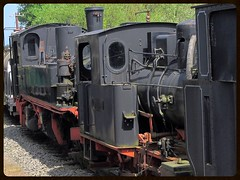 Abstellgleis (v8dub) Tags: allemagne deutschland germany rgen putbus gare bahnhof stoom steam stoomloc station railroad railway train trein zug lokomotive locomotive loco locomotivevapeur dampflok dampf bahn eisenbahn schmalspurbahn rasender roland rbb rkb