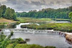 Venta waterfall  Kuldiga, Latvia (mkphotonet) Tags: baltic latvia kuldiga ventawaterfall