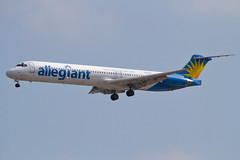 G4.MD80.N877GA.2014-08-06.KLAX-MD-83.a-r (320-ROC) Tags: losangeles lax losangelesinternationalairport md83 klax allegiant allegiantair losangelesairport n877ga