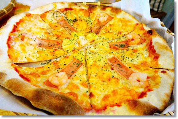 夏威夷披薩 150