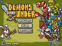 兔子英雄闖地城(Demons Down Under)