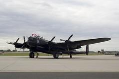 Avro Lancaster KB726 Vera (C-GVRA) (mark_fr) Tags: sky force air royal lincolnshire lincoln lancaster b2 vulcan meet finest raf avro pave waddington lincs xh558 pa474 avros kb726 cgvra gvlcn vera