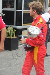 Stefano Coletti in the paddock with his trophy after winning the second GP2 race at the 2014 German Grand Prix (MarkHaggan) Tags: germany sunday victor celebration winner trophy hockenheim motorracing motorsport stefano paddock hockenheimring gp2 coletti race2 germangrandprix stefanocoletti gp22014 2014germangrandprix