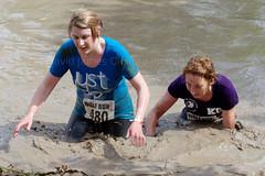 Saturday April 26th 2014. (David James Clelford Photography) Tags: 10k warwickshire 10km dirtygirls wolfrun royalleamingtonspa wetgirls dirtyladies wetladies saturdayapril26th2014