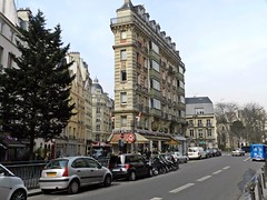 Paris (tatebirra) Tags: france parís quartierlatin flatbuilding
