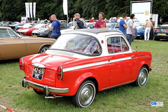 1959 - 1963 NSU-Fiat Neckar Weinsberg (Georg Sander) Tags: pictures auto old red wallpaper rot classic cars car photo automobile foto image fiat photos alt picture mobil images fotos vehicle oldtimer autos bild bilder 1959 1963 nsu automobil weinsberg nsufiat