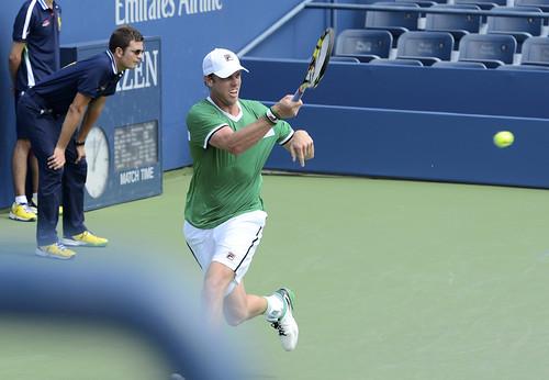 Sam Querrey - 2014 US Open - Tournament - Sam Querrey