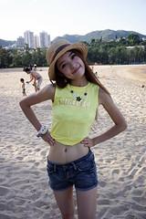 Smile~ (SiuYu ) Tags: love girl beautiful beauty zeiss 35mm model pretty sony melody carl ho fe za f28  2470mm  7r a7r hoyingying ilcea7r ilce7r