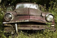 The Car Cemetary (henning.wenk) Tags: cars abandoned rotting car lost rust sweden decay sommer urlaub cemetary schweden skandinavien vehicles oxidation autos rotten decomposition wrecks urbex 2014 verfall bastnäs bostnäsautofriedhof