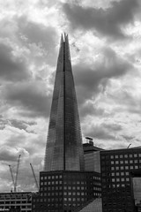 Touching the sky (dunhoy) Tags: street london 50 shard summilux the leicam9p