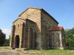 Santa Cristina de Lena Church, Asturias, Spain (Paul McClure DC) Tags: espaa church architecture spain asturias historic lena santacristinadelena visigothic june2014