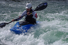 40 (shinytreats) Tags: water sport boats action rafting cardiffinternationalwhitewaterfestival
