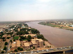 "khartoum nile arieal • <a style=""font-size:0.8em;"" href=""http://www.flickr.com/photos/62781643@N08/14974323066/"" target=""_blank"">View on Flickr</a>"