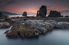 La Catedral de Gaztelugatxe II (BIZKAIA) (Jonatan Alonso) Tags: longexposure sunset sea seascape landscape catedral bizkaia euskadi d300 cantabrico sanjuandegaztelugatxe singhray nd32 tokina1116