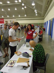 (magnet_terp) Tags: comics baltimore conventions bcc georgeperez baltimoreconventioncenter baltimorecomiccon bcc2014