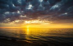 r i p p l e d | leland, michigan (elmofoto) Tags: travel sunset summer seascape leland nikon colorful warm unitedstates michigan lakemichigan cloudporn manitou d800 1635mm fav100 fav200 fav300 10000v 25000v fav500 fav1000 nikond800 fav400 fav600 fav700 fav800 fav900 elmofoto lorenzomontezemolo