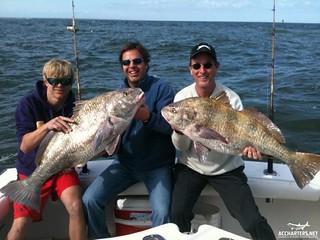 deep sea fishing charter Amelia Island, FL AC Charters