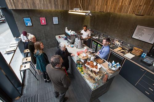 Laboratorio Espresso by DO Architecture