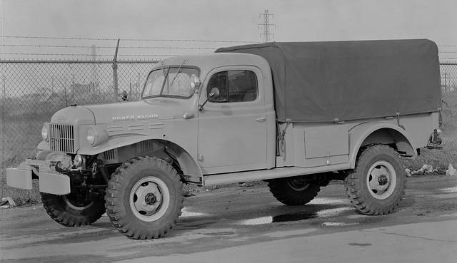 truck dodge powerwagon wm300