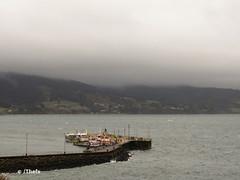 Muelle de Ancud (Thefx / Francisco) Tags: ocean chile sea boats botes pier muelle mar pacific sur pacfico oceano ancud chilo surdechile regindeloslagos islagrandedechilo