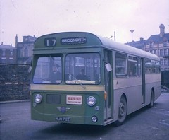 NJW712E (21c101) Tags: 1966 swift 1970 wolverhampton bridgnorth aec 712 strachans aecswift mp2r njw712e