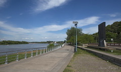 Costanera (..Javier Parigini) Tags: argentina rio nikon ciudad 28 parana nikkor entrerios costanera d800 2470mm rioparana javierparigini