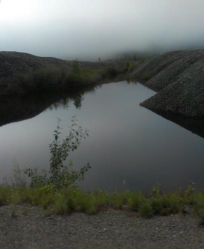 Dredged landscape