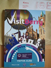 Visit Derry Visitor Guide 2014, Londonderry, Northern Ireland (Zsolt Lesti) Tags: world uk trip travel ireland vacation tourism ads photography photo holidays gallery image photos library galeria picture center collection londonderry papers online guide collectible collectors northern brochure catalogue derry documents collezione coleccin 2014 sammlung touristik prospekt dokument katalog assortimento recueil touristische worldtravellib