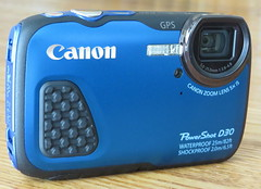 Yep, Another Canon (ginger.jengibre) Tags: canond30 underwatercamera waterproofcamera canonpowershotd30