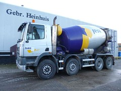 DAF CF 85-360 (1) (baurent.romania) Tags: price truck concrete hand awesome romania excellent second trucks cheap baurent