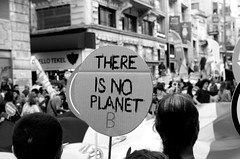 "there is no ""Planet B"" (kadircelep) Tags: street nature politics documentary demonstration environment activism"